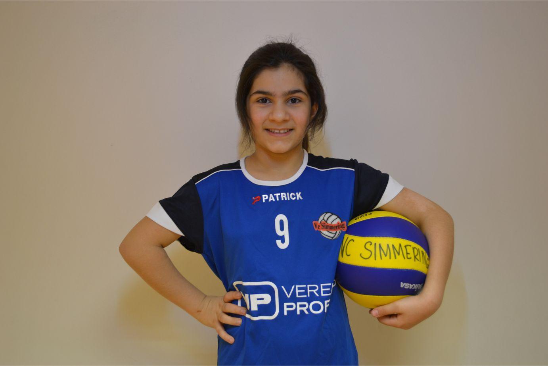 Name: Angelina Arakelyan
