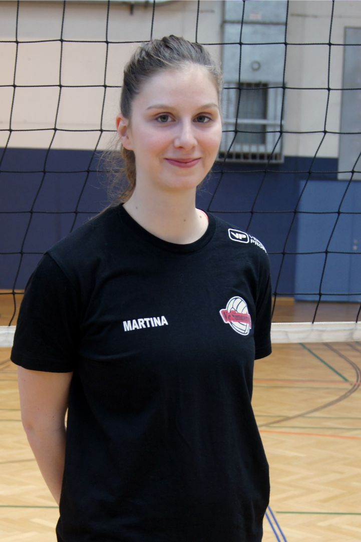 Name: MARTINA Rüscher