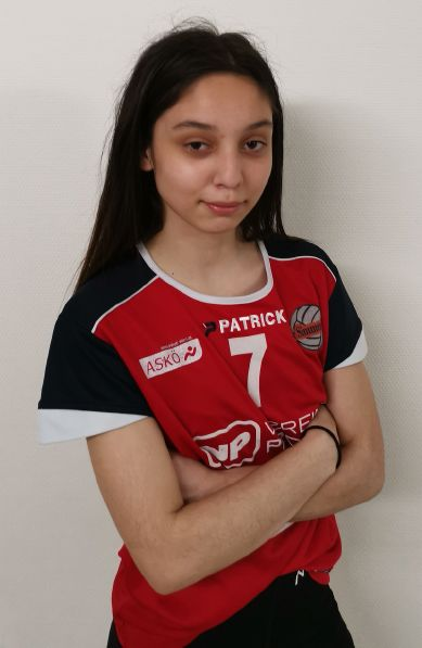 Name: Milena Bosnjakovic