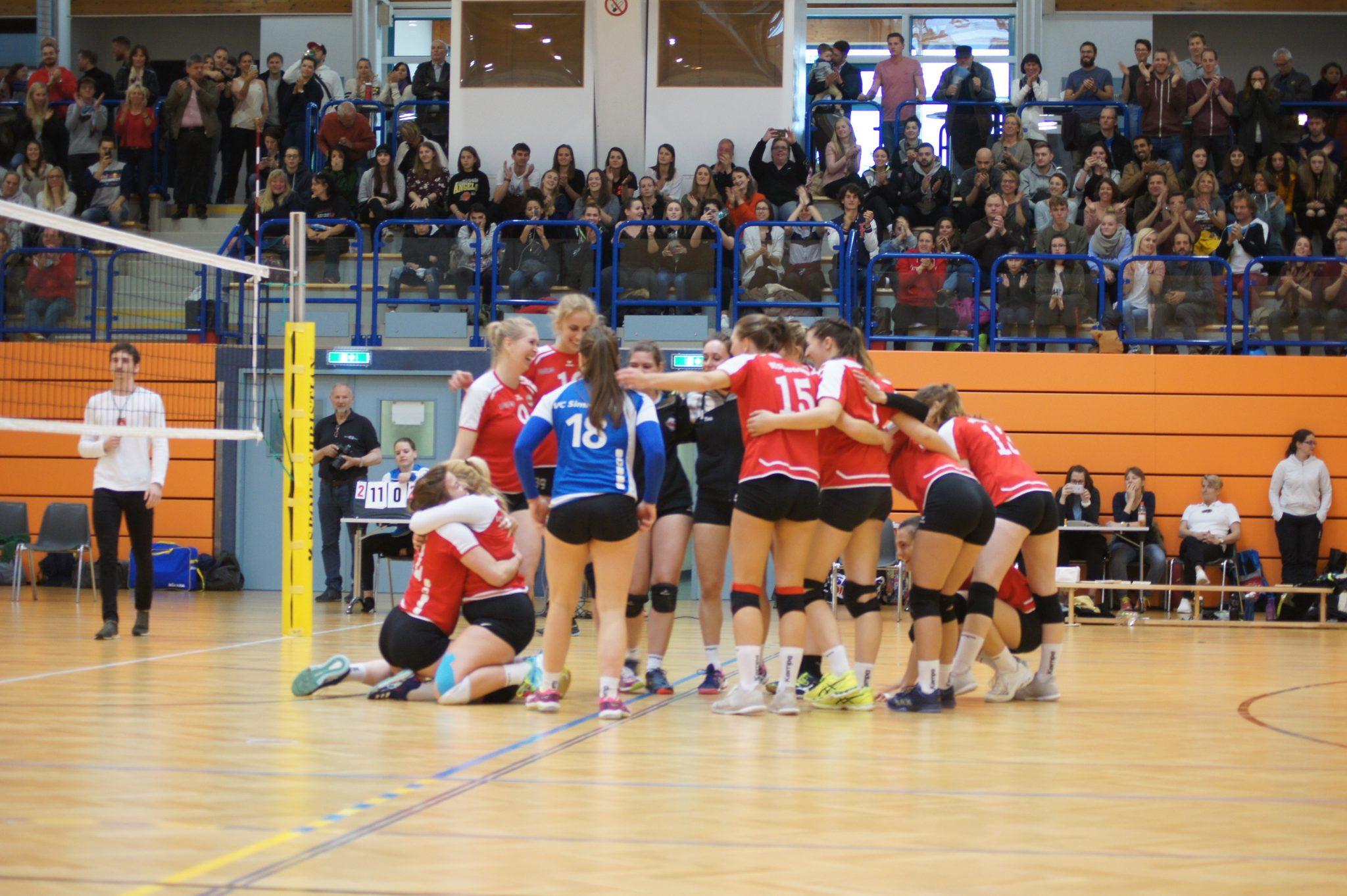 VC Simmering ist Wiener Cup Sieger